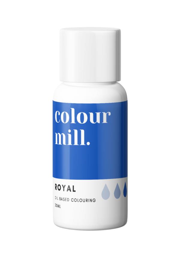 Colour Mill oljebaserte farger royal
