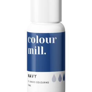 Happy Sprinkles Oljebaserte farger navy
