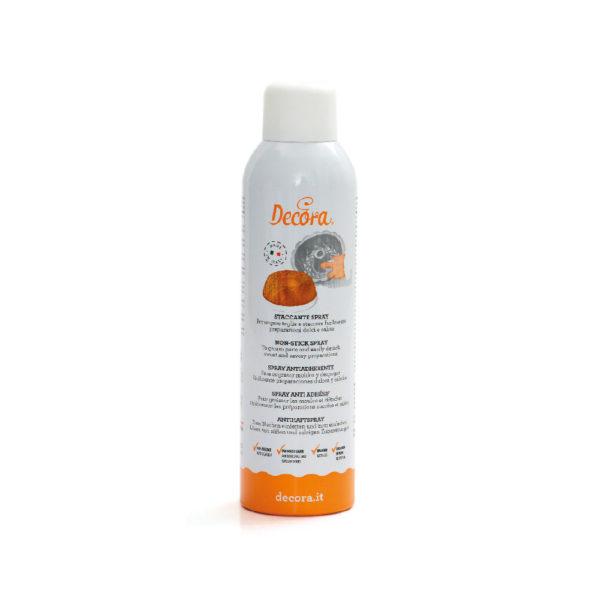 Decora release spray