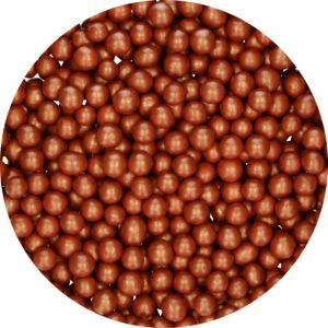 FunCakes sjokoladekuler kobber