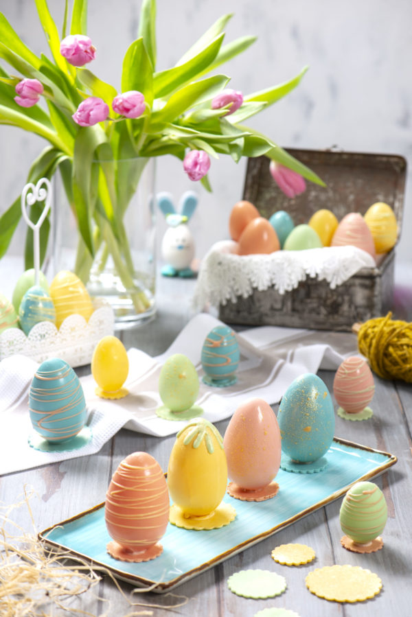 Decora eggeform små egg