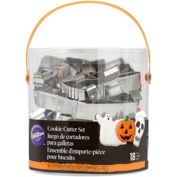 Wilton utstikkersett Halloween