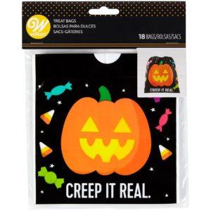 Wilton gaveposer Halloween - Creep it real
