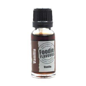 Naturlig smakstilsetning Vanilje