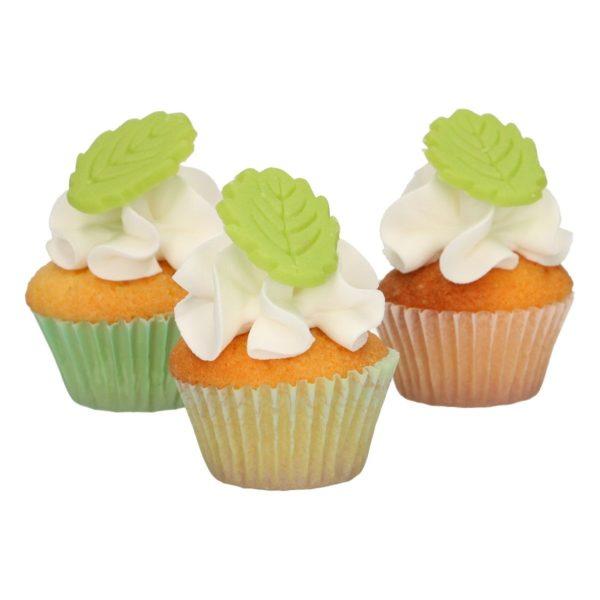 FunCakes Spiselig kakepynt, marsipanblader