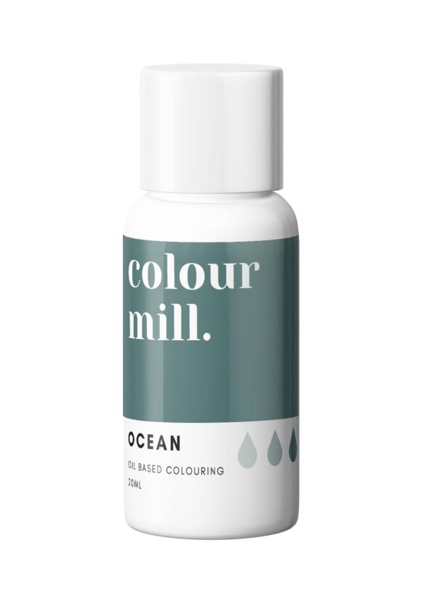 Colour mill Ocean