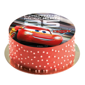 Kakebilde Disney Cars