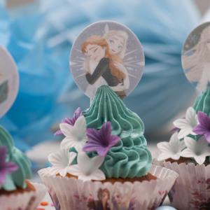Spiselige cupcakedekorasjoner - Frost