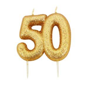 Tallkakelys gull 50-årsdag