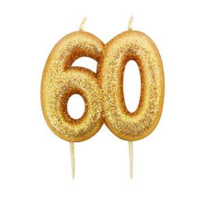 Tallkakelys gull 60-årsdag