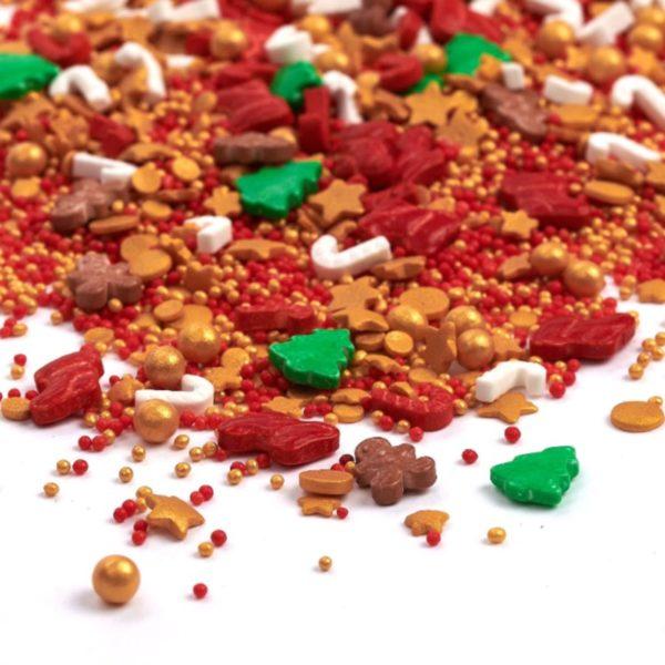 Happy Sprinkles Santas Favorite