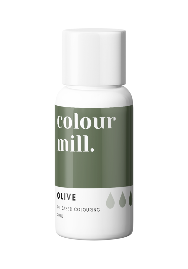 Colour mill Olive